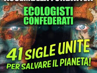 Nasce Ecologisti Confederate : 6 dicembre