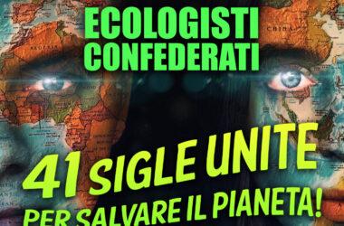 Read more about the article Nasce Ecologisti Confederate : 6 dicembre