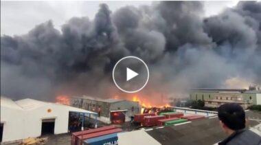 Taiwan, esplosione distrugge il secondo fornitore mondiale del principio attivo dell'idrossiclorochina