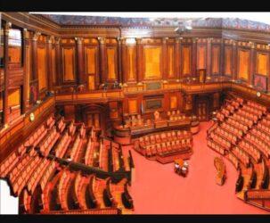 Il Governo con la collaborazione dell'opposizione, ottiene la fiducia al Senato con 156 voti