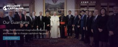 Read more about the article Il Vaticano si allea con Rothschild, Fondazione Rockefeller e grandi banche per creare un Great Reset