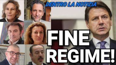 6 avvocati contro CONTE:  Scontro alla CORTE SUPREMA DI CASSAZIONE E AL TAR