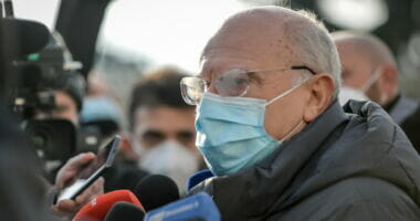 "Dittatura sanitaria, paragone : ""Massimo Galli sostituisce Mattarella…"""