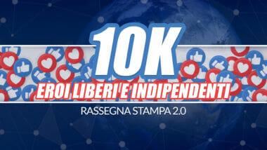 SOSTIENI LA CONTROINFORMAZIONE ITALIANA LIBERA E INDIPENDENTE