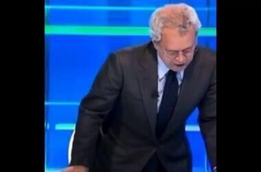 "Mentana, prima Fake News del 2021: ""Uomo con lanciafiamme in giro per le strade """
