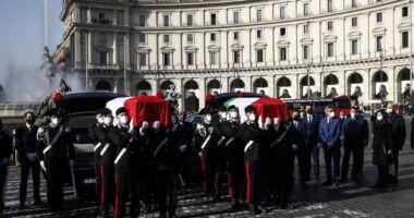 Diplomatico trovato morto con un sacchetto di plastica in testa: Tutto normale, nessuna inchiesta…