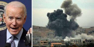 """Biden bombarda la Siria: primo raid. Ma il """"cattivo"""" era Trump"""