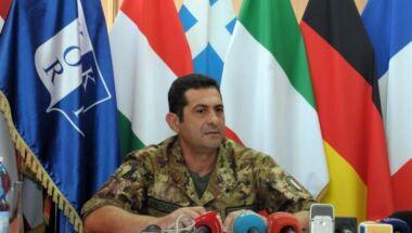 Un generale militare é il nuovo Commissario all'emergenza Covid :rischio legge marziale?
