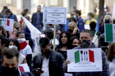 """Protesta nazionale: parte """"Io Apro """" – la pazienza sta terminando"""