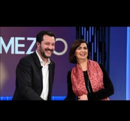Laura Boldrini e Matteo Salvini sono alleati e governano insieme : chi l'avrebbe mai detto?