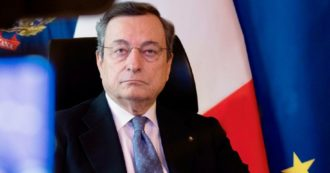 "Draghi, ""task force"" a pagamento Per il Recovery Fund : McKinsey"