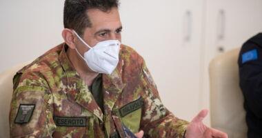 """Video schoc generale Figliuolo: """"Decine di milioni di dosi senza saperne esattamente l'esito"""""""