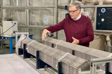 Bill Gates' company: mini centrali nucleari sparse in tutto il mondi