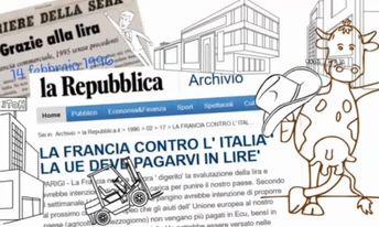 L'Italia prima dell'euro : un paradiso, una super potenza indipendente