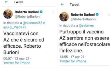 Read more about the article Burioni : post muto