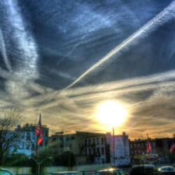Oscurare il sole : Geoengineering Research Program (SGRP) dell'Università di Harvard