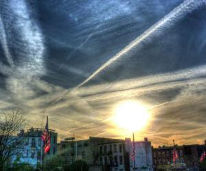 Read more about the article Oscurare il sole : Geoengineering Research Program (SGRP) dell'Università di Harvard