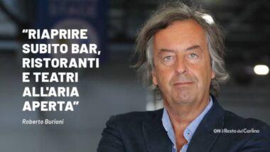 """Bipolarità della scienza, Burioni: """"Riaprire bar e teatri all'aperto"""""""