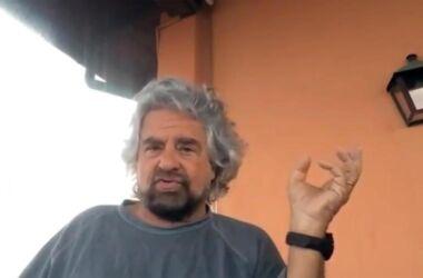"""Grillo e la teoria del complotto contro il figlio : """" c'è un video, si vede tutto…"""""""
