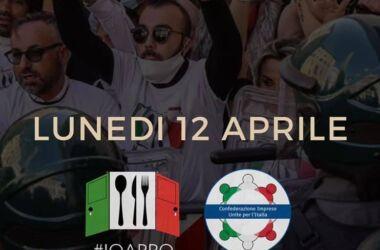 Tempo scaduto: Lunedì 12 aprile si torna a Roma in piazza Montecitorio scendono I si vax e i si mask
