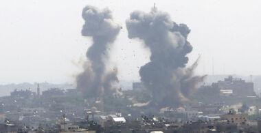 Read more about the article Israele bombarda la Striscia di Gaza – strage di donne e bambini palestinesi
