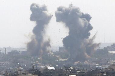 Israele bombarda la Striscia di Gaza – strage di donne e bambini palestinesi