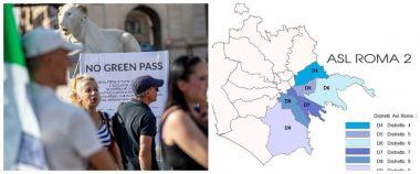 Read more about the article Roma, caccia ai 300 dipendenti non vaccinati