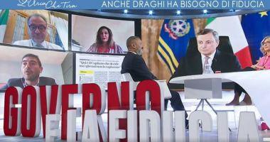 """Read more about the article Il comunista Fratoianni sconvolge lo studio: """"Giorgia Meloni ha ragione, punto e a capo"""""""