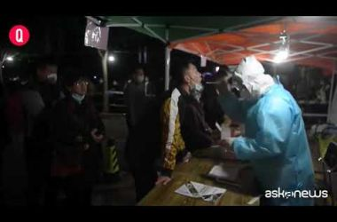 Read more about the article Perché in Cina i tamponi si fanno in bocca ? Forse per evitare traumi o effetti collaterali