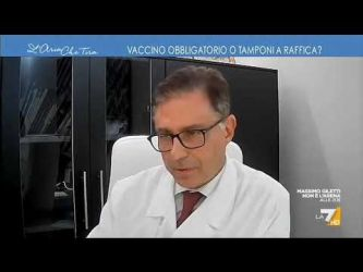 Read more about the article Terrore a la7 su vaccini e terza dose: dichiarazioni schock