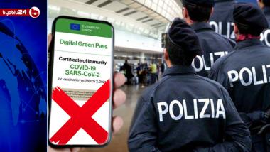 Read more about the article No vax tra le forze dell'ordine: il 23% dei carabinieri, il 16% dei poliziotti e il 13% dei finanzieri.