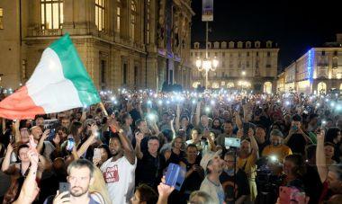 Read more about the article Fiamme della ribellione lungo lo Stivale: i media non ne parlano