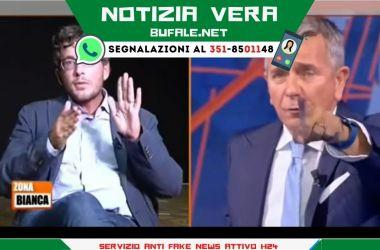 Read more about the article Fusaro contro il Nazi pass: il conduttore di Zona Bianca sul green pass difende i gerarchi