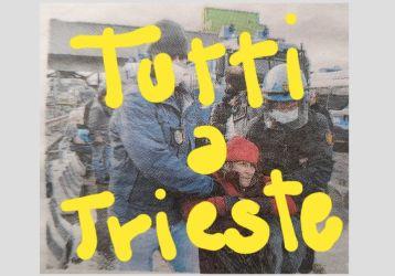 Read more about the article Supporto e assistenza per Trieste : Comunicato ufficiale n. 35 del 19 Ottobre 2021