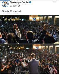 Read more about the article Assembramenti di Conte, M5S e il Rave party vicino Roma: area circondata e sgomberata dalle forze dell'ordine