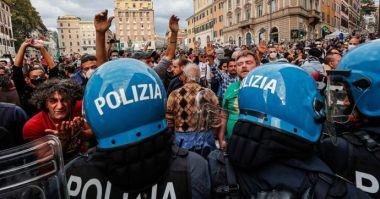 Read more about the article Il green pass annulla la solidarietà sociale: il punto di non ritorno, cosi nasce il nazismo 2.0