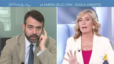 """Read more about the article Caso Lucano: """"E' condannato ma l'intero sistema mediatico lo ha difeso. A Giorgia …"""